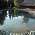 Großer Teichbau